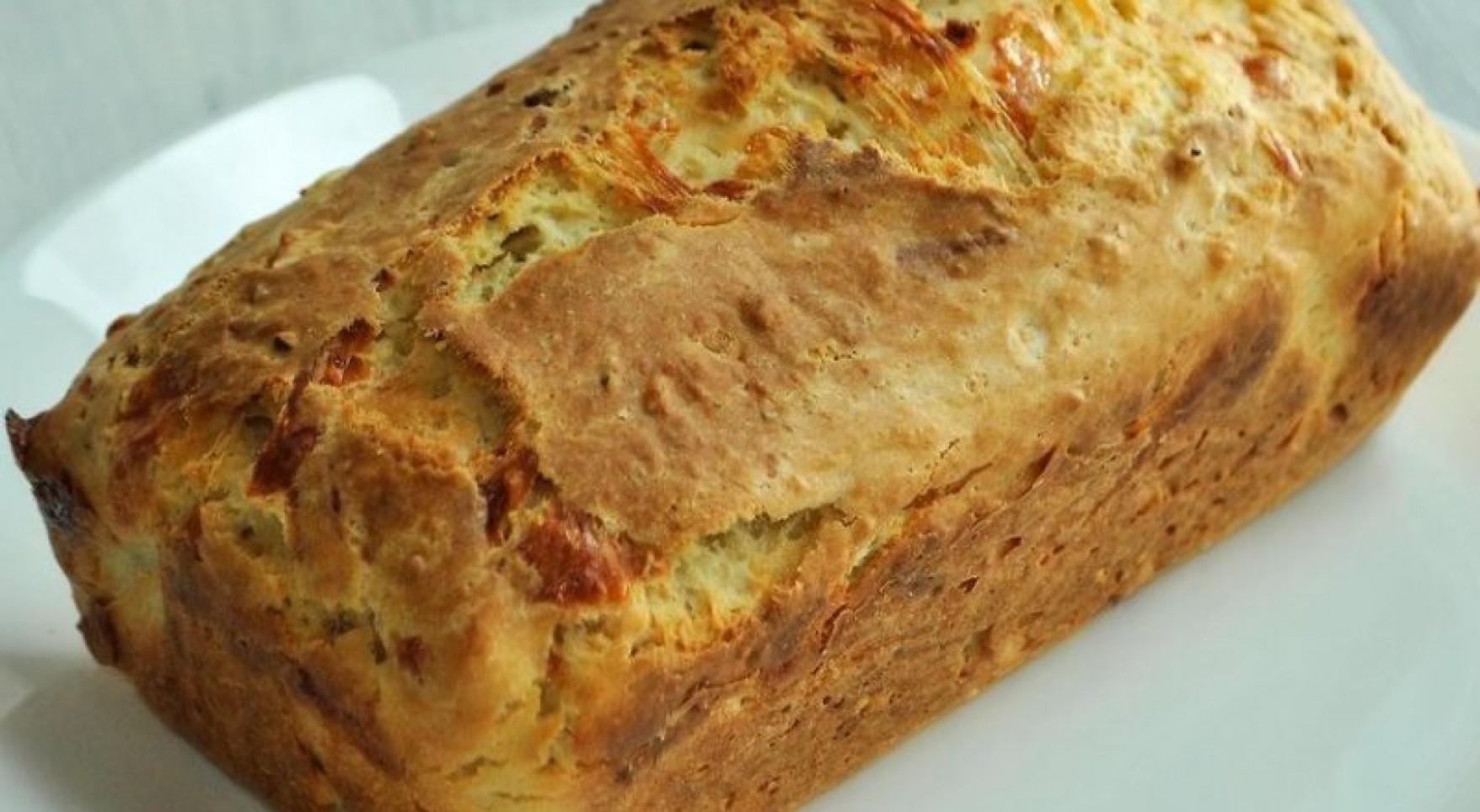 Pâine rapidă fără drojdie